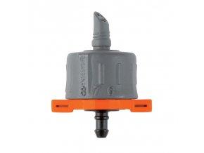 mds-regulovateľný koncový kvapkač s vyrovnáváním tlaku