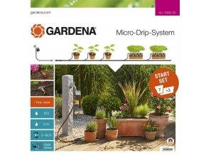 Štartovacia súprava na zavlažovanie rastlín v črepníkoch M automatic (13002)