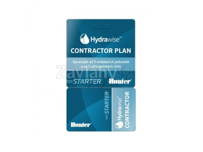CONTRACTOR STARTER (pro inst. firmy)