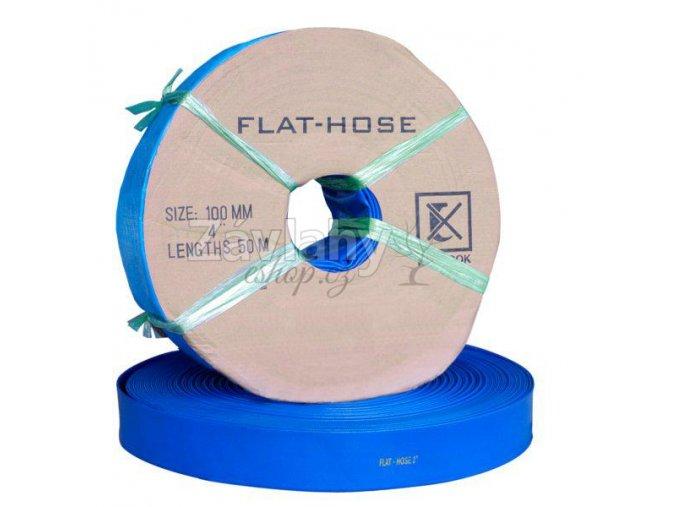 "LAYFLAT hadice HIGH PRESS, 7,0 bar (6,0 bar), 50 m / 3"""