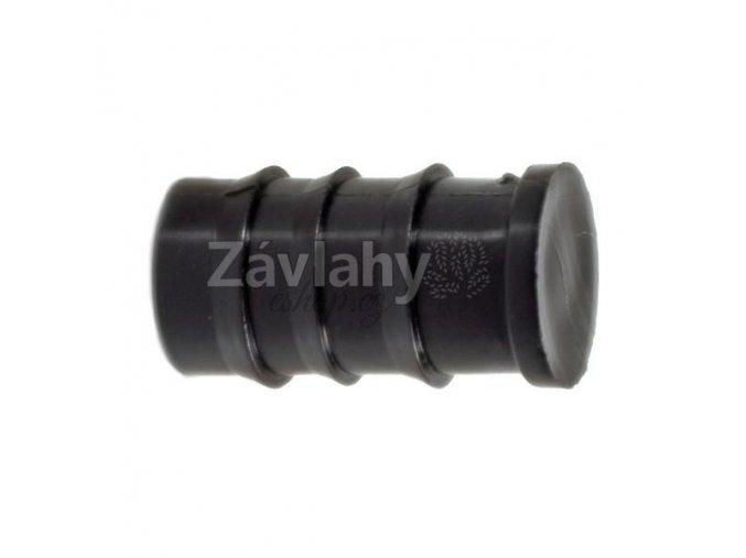 Koncová zátka dlouhá pro kapkovací potrubí 16 mm