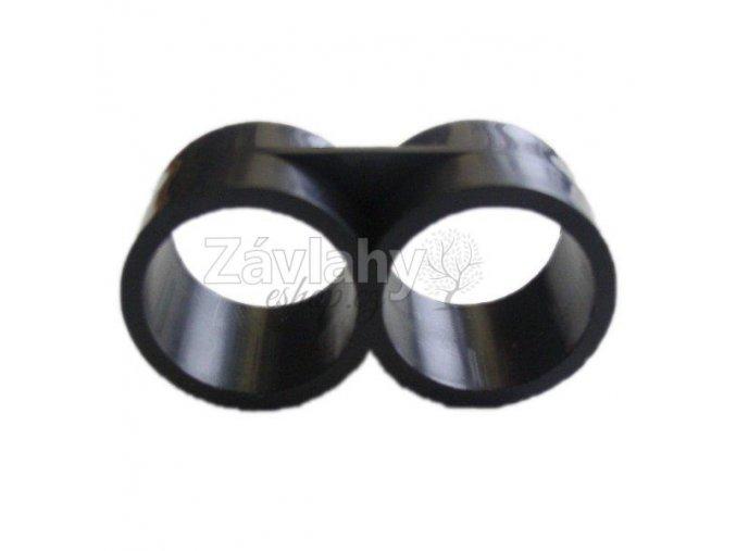 Zakončovací dvojitý O-kroužek 16/20 mm / 20mm