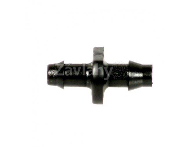 """Kon. 6 - odbočka přímá - B/B (5,0 mm) - 1/4"""" PVC 200/201 / joiner"""