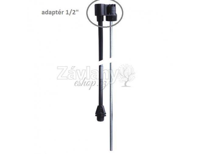 "Adaptér 1/2"" FRS pro 12x9mm PE hadičku"