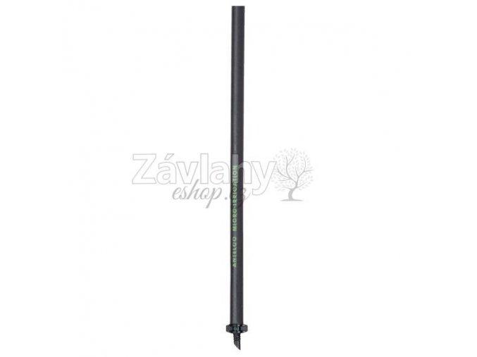 PVC stojánek 30 cm se závit. přechodem