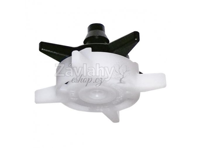 Mlžicí tryska FOGGER, ADV, 5 mm barb, bílá