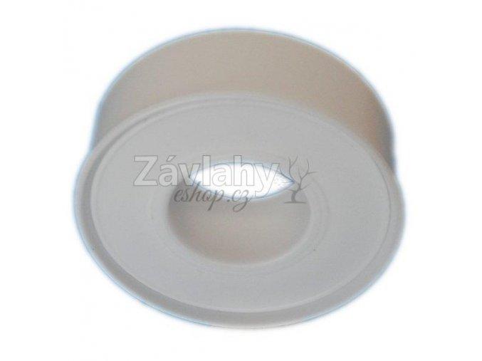 Pevná teflonová těsnící páska / 12mmx12mx0,075mm