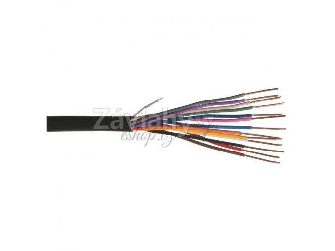9x0,8 mm²- zemní kabely k elektromag. ventilům, balení 152 m