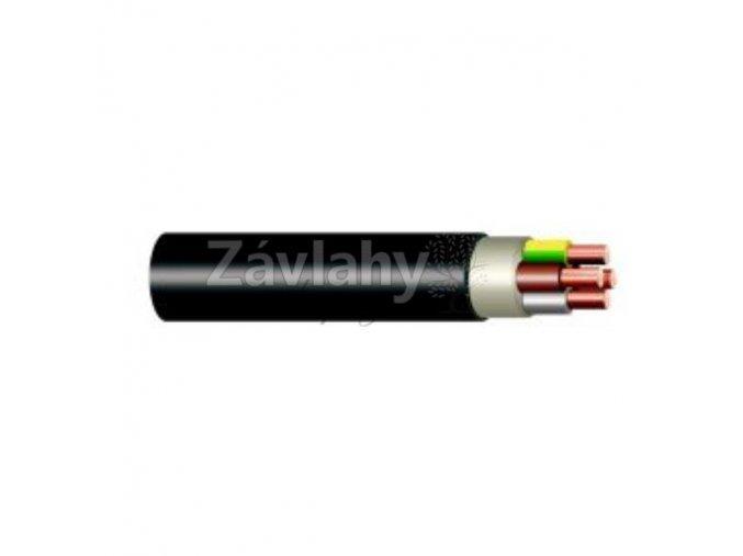 CYKY-J 4x1,5 - zemní kabely k elektromag. ventilům / balení 200 m