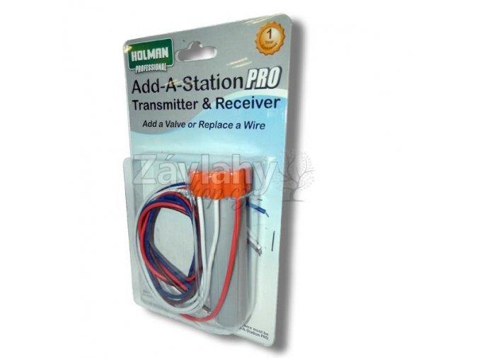 """Slučovač a rozdělovač signálu """"ADD 2"""" (přidání sekce)"""