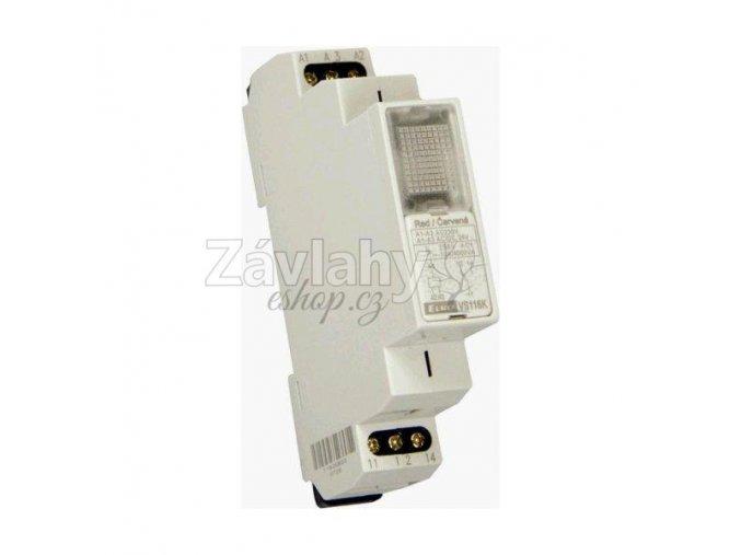 Instalační relé VS 116, do 16 A (AC1), ovládání 24/230 V AC