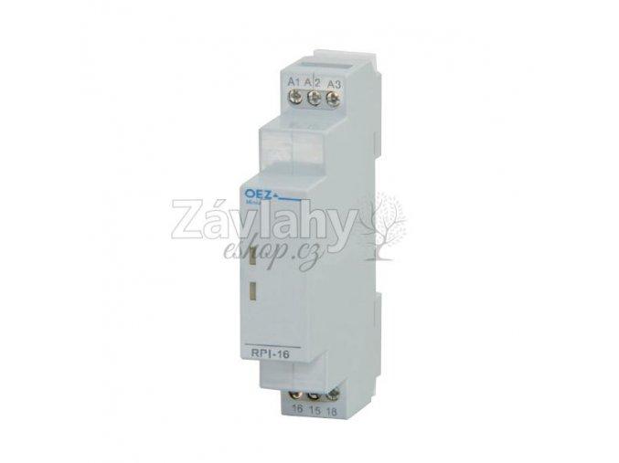 Relé RPI16-X230-SE, 16 A (AC1), ovládání 24/230 V AC