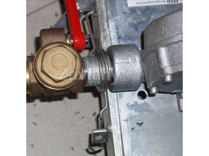 Pružina uzavíracího ventilu - [R3-187]