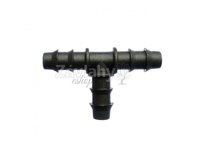 T-kus 7 mm nástrčný pro M-DRIP 6,6 mm - alternativa