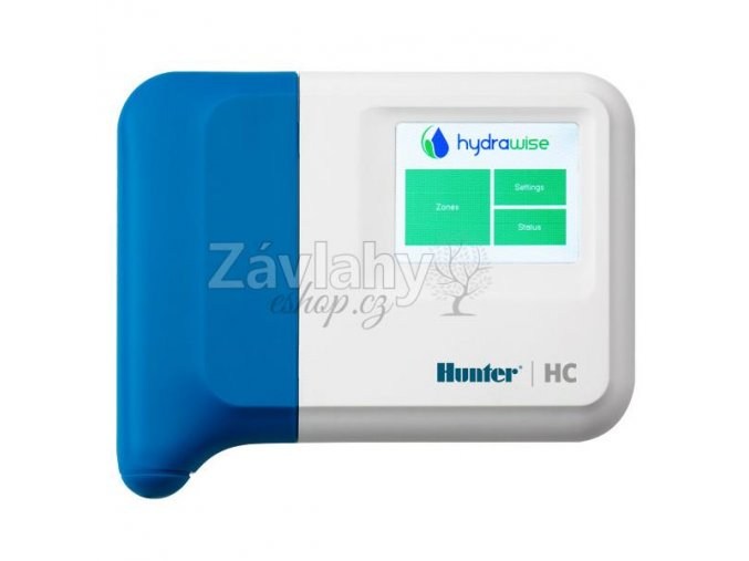 HC 6, WiFi, Hydrawise, 6 sekcí, interiér
