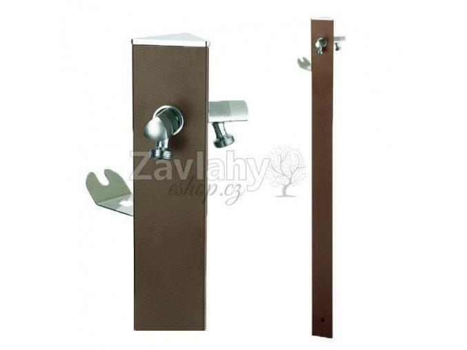 """Zahradní sloupkový hydrant AP """"TRIA"""" bronz"""