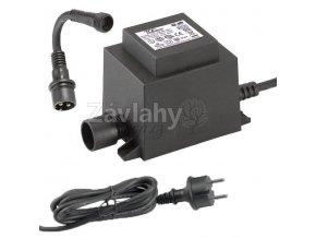 Transformátor EC-230V AC/12 V AC, 60 VA