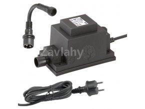 Transformátor EC-230 V AC/12 V AC, 150 VA