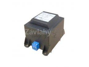 Transformátor 230 V AC/12 V AC, 20 VA, DIN