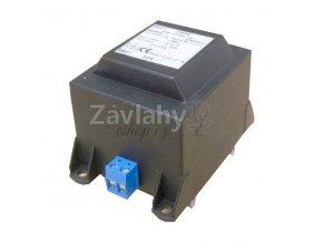 Transformátor 230 V AC/12 V AC, 40 VA, DIN