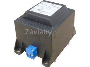 Transformátor 230 V AC/12 V AC, 70 VA, DIN