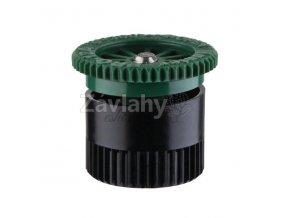 Trysky 12A, dostřik 3,7 m / zelená
