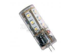 Power LED válec, 12 V AC, 2 W, Studená bílá