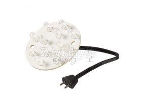 LED modul, GU5.3, 12 V AC, 2 W, Bílá/Teplá bílá
