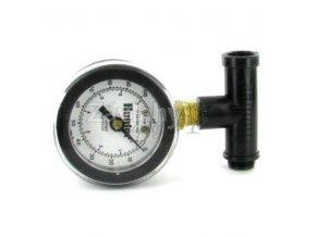 """Sada """"HUNTER-RPG"""" s plastovým T adaptérem pro měření tlaku rozpraš. postřikovačů"""
