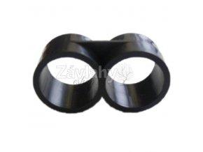 Zakončovací dvojitý O-kroužek 16/20 mm