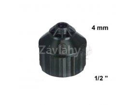 """Závitový adaptér 1/2""""-k mikrorozp. 4 mm-1/4"""""""