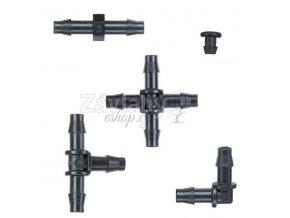 Mikrotvarovky 4 mm (pro typ 200) / kříž