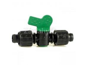 VTT - Plastové uzavírací ventily COMPACT 16x16 mm TAPE