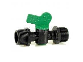 VMM - Plastové uzavírací ventily COMPACT