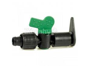 VLT- Plastové uzavírací ventily COMPACT 16mm TAPE x LAYFLAT/OFFTAKE