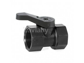 SFF - Plastové uzavírací ventily MINI-BALL