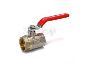 Kulový ventil FF s pákou - krátký závit