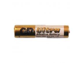 Alkalická baterie GP ULTRA 1,5 V AAA (mikrotužka), sada 6ks
