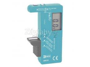 Tester baterií UNI D3