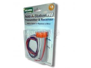 Slučovač a rozdělovač signálu ADD 2 (přidání sekce)