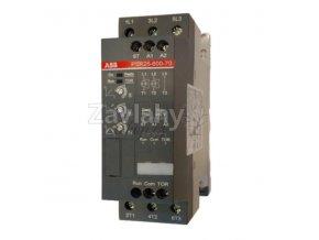 Softstarter PSR 25 pro čerpadla, ovládání 230 V AC