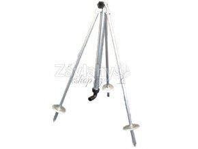 Přenosný teleskopický stojan 3-ramenný