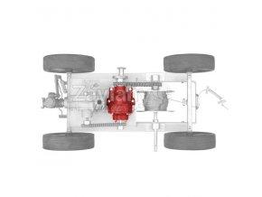 Převodovka k REMO 3T - [R3T-200]