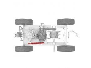 Řetěz (převodovka-turbína) [R3T-221]