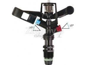 """Úderový postřikovač RC 220-1/2"""", celokruhový, 3.2 x 2.5 mm"""