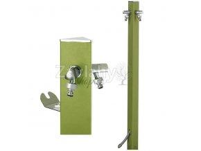 """Zahradní sloupkový hydrant AP """"TRIA"""" pistacio"""