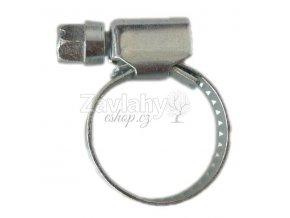 Ocelové spony na hadice / 32-50mm