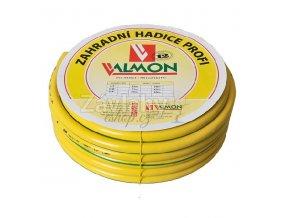 Zahradní PVC hadice PROFI žlutá