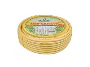 Zahradní PVC hadice PROFI TOP ELASTIC žlutá - 50 m