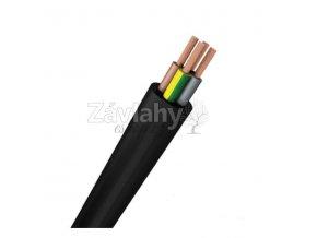 Kabel TITANEX H07RN-F 4Gx2,5 (CGTG 4Bx2,5) pro čerpadla / 4x2,5 mm